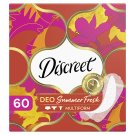 Discreet Breathable Multiform Summer Fresh Panty Liners 60X