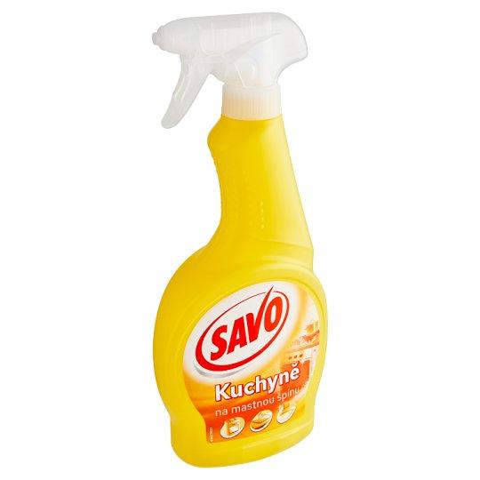Savo Kitchen Cleaning Spray 500ml
