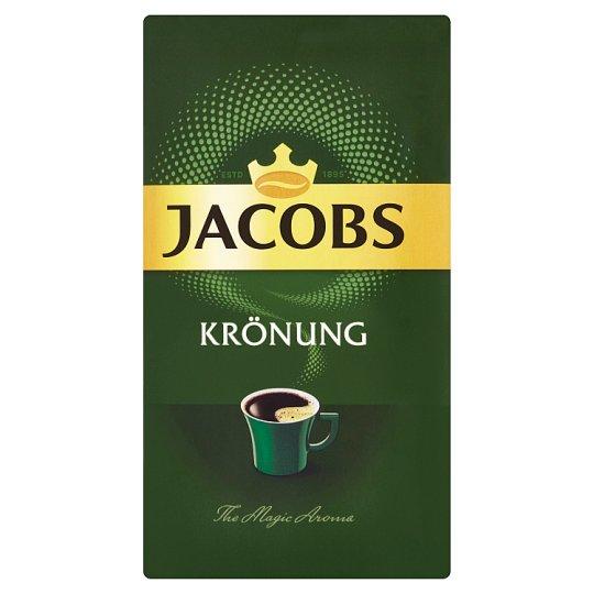 Jacobs Krönung Coffee Roasted Ground 250g