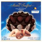Maître Truffout Chocolate Truffles with Hazelnut Flavor Filling 250g