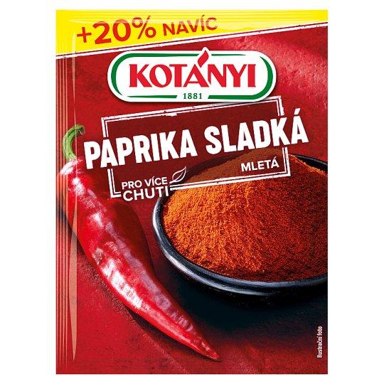 Kotányi Paprika sladká mletá 30g