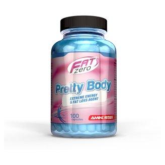 Aminostar FatZero Pretty Body 100 ks