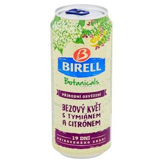 Birell Botanicals Bezový květ s tymiánem a citrónem 0,4l