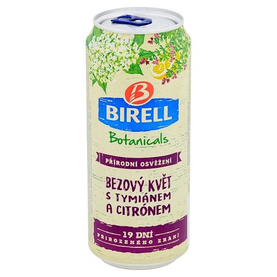 Birell Botanicals Elderflower with Thyme and Lemon 0.4L