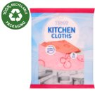 Tesco Kitchen Cloths 5 pcs