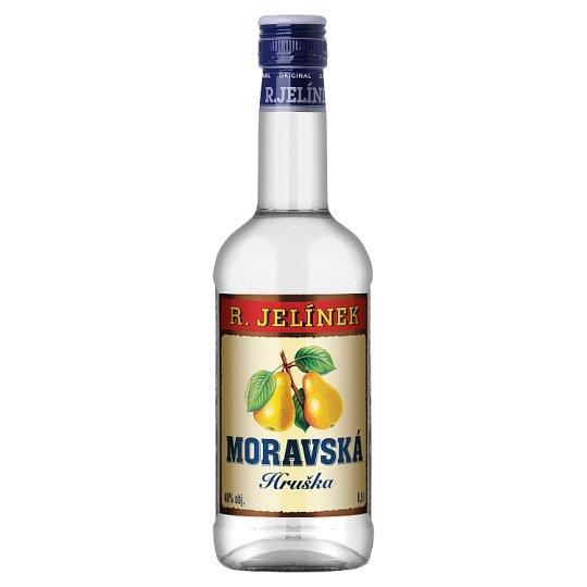 R. Jelínek Moravská hruška 0,5l