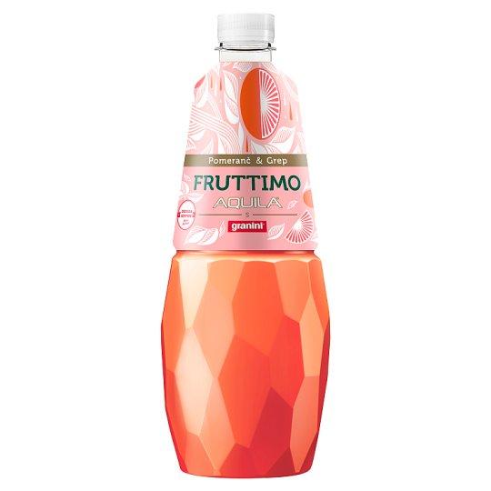 Aquila Fruttimo pomeranč & grep ovocný nápoj 1l