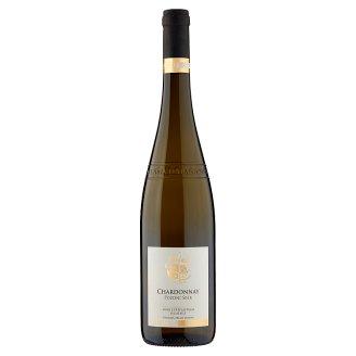 Habánské Sklepy Chardonnay víno s přívlastkem polosuché bílé 0,75l