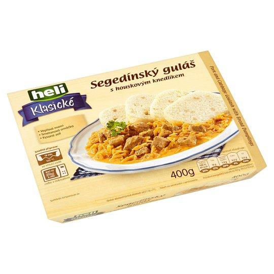 Heli Klasické Segedin Goulash with Bread Dumplings 400g