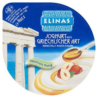 Elinas Yoghurt of Greek Type Hazelnuts-Honey 150g