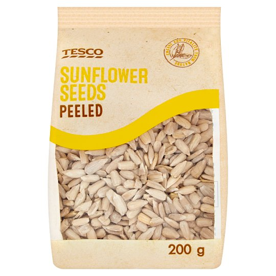 Tesco Sunflower Seeds Peeled 200g