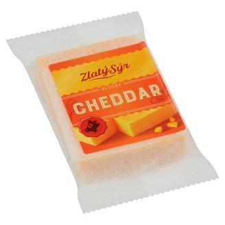 Zlatý Sýr Cheddar 50% Block 200g