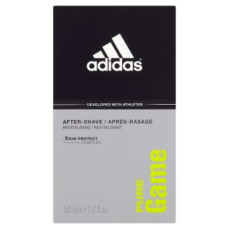 image 1 of Adidas Pure Game After-Shave 50ml