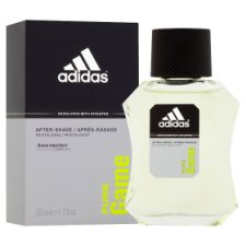 image 2 of Adidas Pure Game After-Shave 50ml