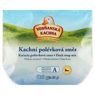 Vodňanská Kachna Kachní polévková směs hluboce zmrazená 600g