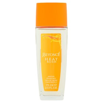 Beyoncé Heat Rush deodorant natural spray 75ml