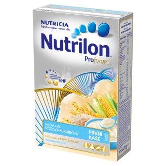 Nutrilon Profutura první dětská mléčná kaše rýžovo-kukuřičná 225g