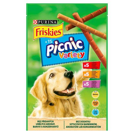 FRISKIES Picnic Variety 126g