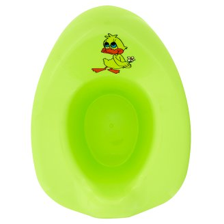 Children's Potty Green