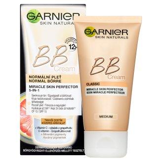 image 2 of Garnier Skin Naturals BB Cream Miracle Skin Perfector 5-in-1 Darker Shade 50ml