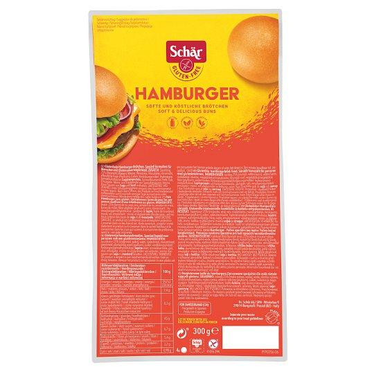 Schär Hamburger pečivo speciální bez lepku 300g