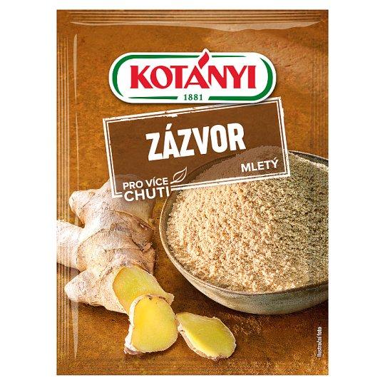 Kotányi Ground Ginger 22g