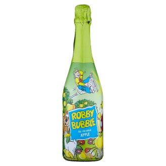 Robby Bubble Apple nealkoholický nápoj ochucený 0,75l