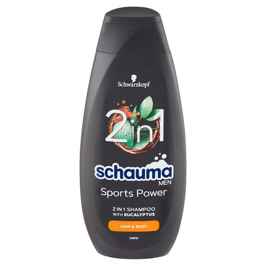 Schauma šampon Sports Power 400ml
