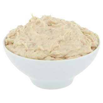 Spread from Tuna with a Sweetener and Sugar