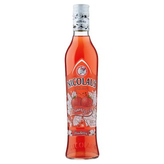 Nicolaus Sunny Hearts Liqueur with Strawberry Flavour 500ml