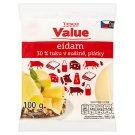 Tesco Value Eidam 30 % tuku v sušině, plátky 100g
