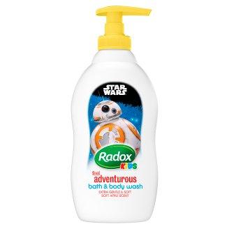 Radox Star Wars dětský sprchový gel a pěna do koupele 400ml