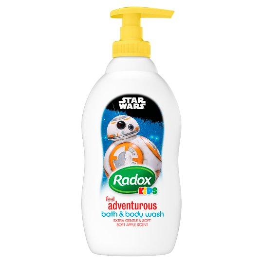 Radox Stars Wars Kids Feel Adventurous Bath & Body Wash 400ml