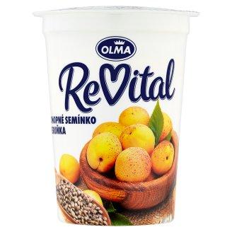 Olma Revital Jogurt meruňka-konopné semínko 145g
