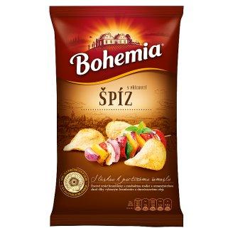 Bohemia Chips s příchutí chalupářský špíz 150g