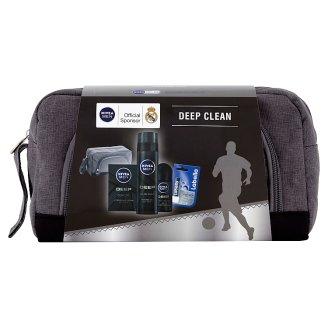 Nivea Men Deep Clean Gift Set