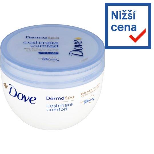 Dove Derma Spa Cashmere comfort tělové máslo 300ml