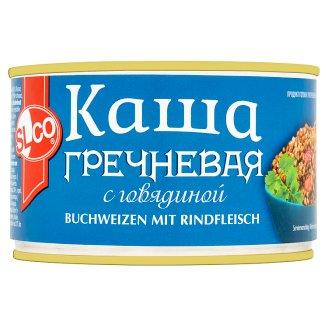 SLCO Buckwheat with Beef 375g