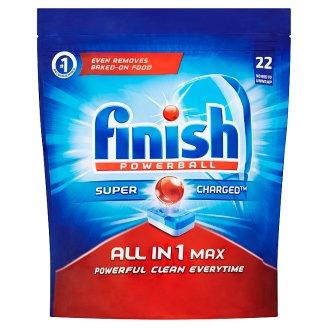 Finish Powerball All in 1 Max tablety do myčky 22 ks 358,6g