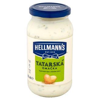 Hellmann's Tartar Sauce 420ml