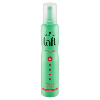Taft Volume Mousse Mega Strong 5 200ml