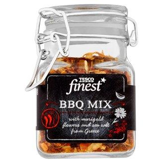Tesco Finest Pikantní kořenící přípravek Barbecue s mořskou solí 40g