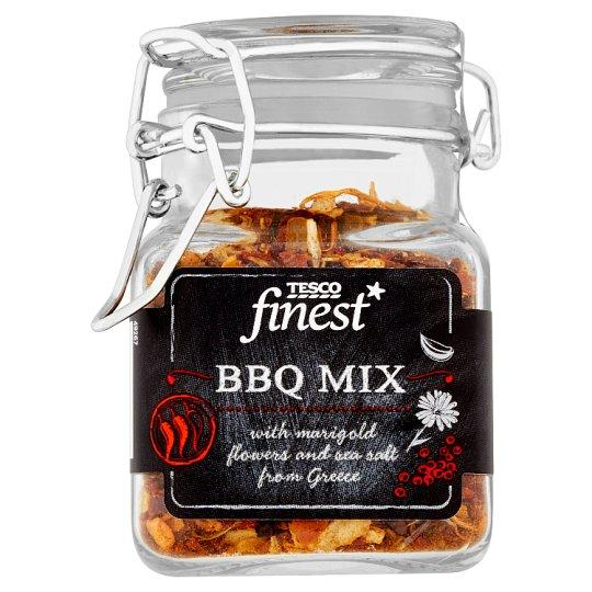 Tesco Finest BBQ Mix 40g