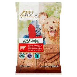 Tesco Pet Specialist Doplňkové krmivo pro dospělé psy bohaté na hovězí 172g