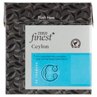 Tesco Finest Ceylonský černý čaj 50 porcí 125g