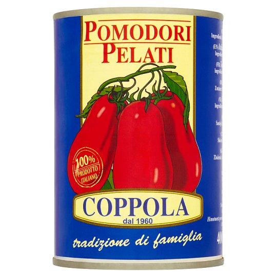 Coppola Loupaná rajčata 400g