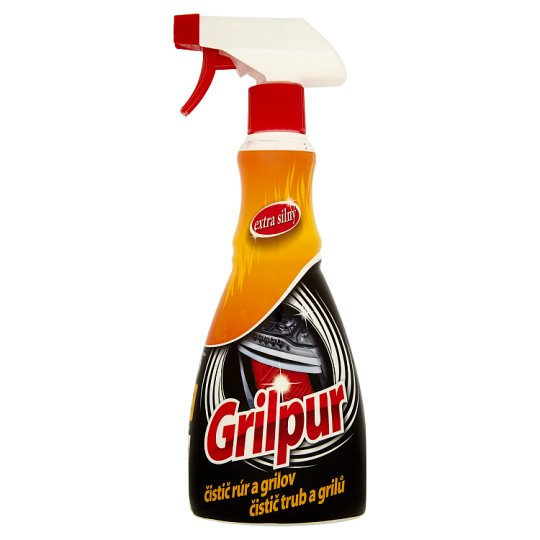 cee331fd89f8 Grilpur Oven and Grill Cleaner 500ml - Tesco Groceries