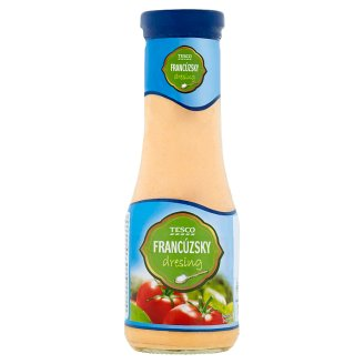 Tesco French Dressing 250g