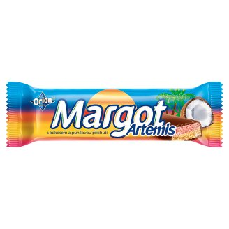 ORION Margot Artemis Tyčinka s kokosem a punčovou příchutí 50g