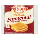 Président Emmental Processed Cheese 120g